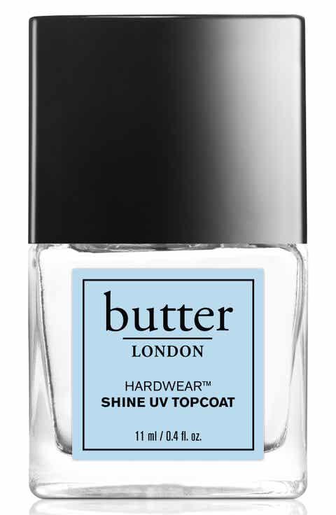 butter LONDON 'Hardwear™' Shine UV Topcoat