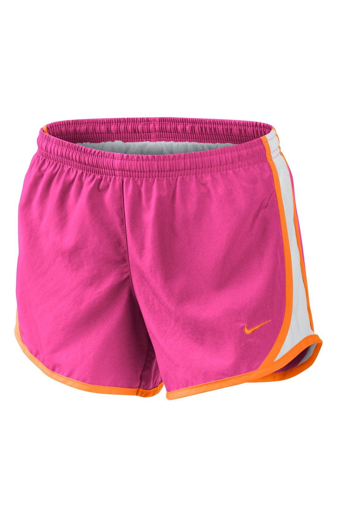 Main Image - Nike 'Tempo' Track Shorts (Big Girls)