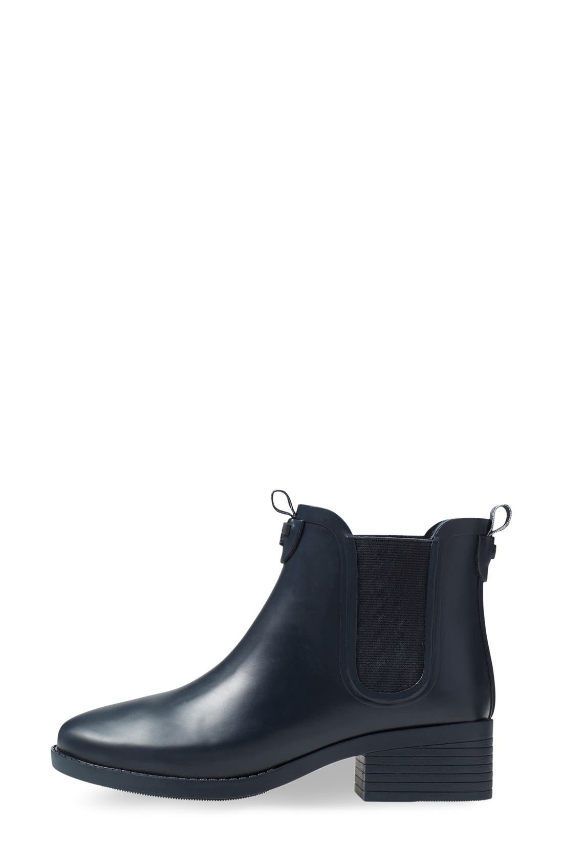 Alternate Image 4  - Tory Burch Chelsea Rain Boot (Women)