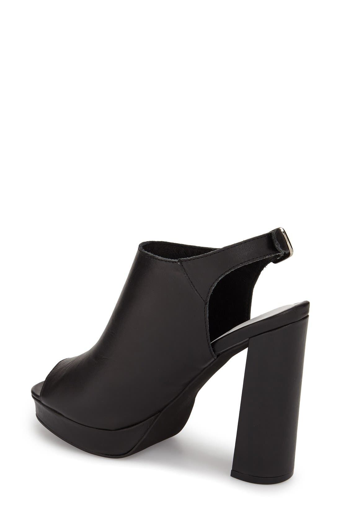 Alternate Image 2  - Jeffrey Campbell 'Payola' Platform Sandal (Women)