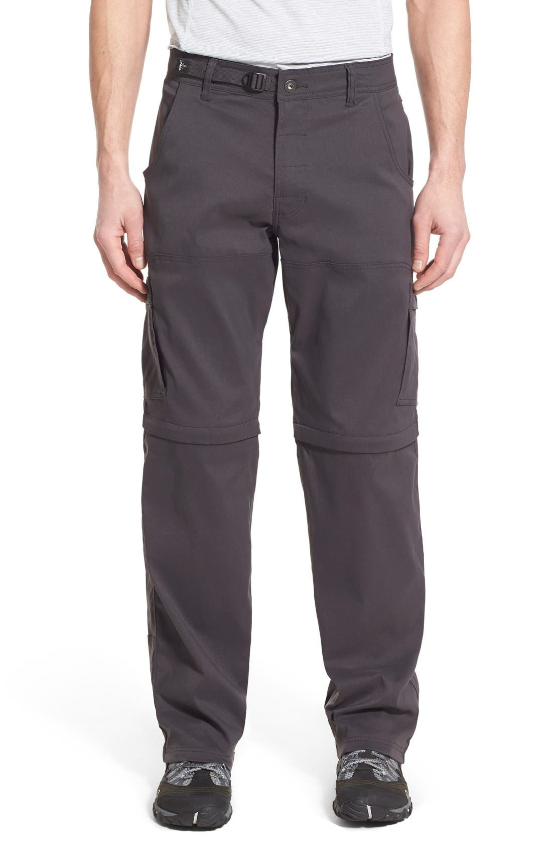 PRANA 'Zion' Convertible Cargo Hiking Pants
