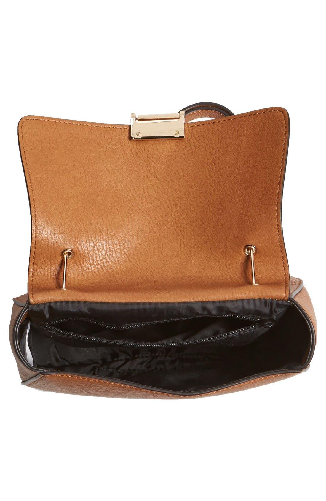 Alternate Image 3  - BP. Crossbody Saddle Bag