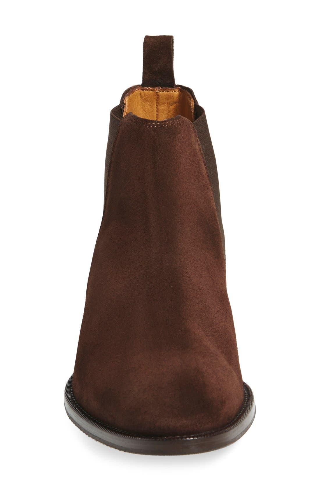 Alternate Image 3  - Vince Camuto 'Bradbury' Chelsea Boot (Men)