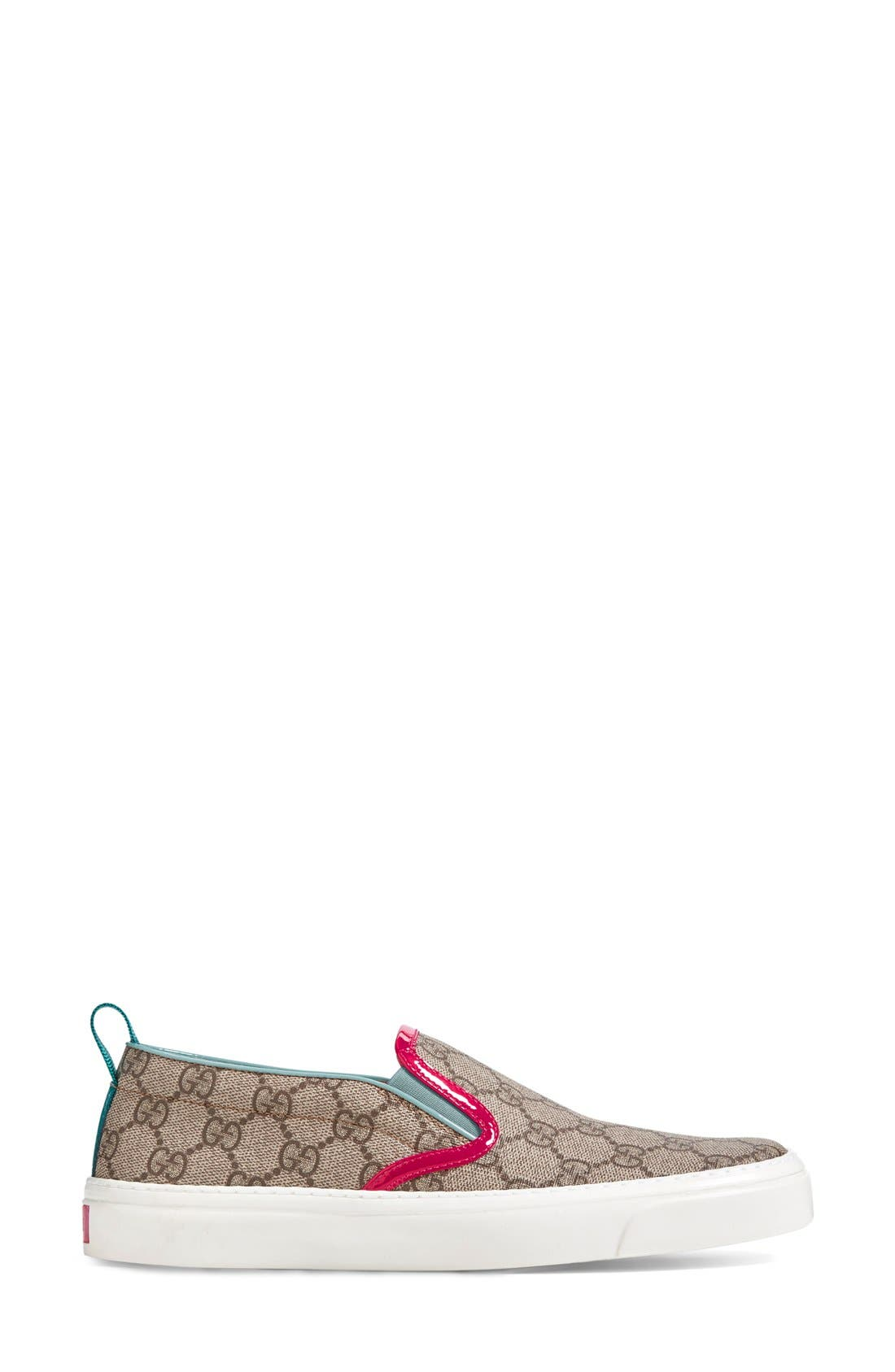 Alternate Image 4  - Gucci 'Board' Skate Slip-On (Women)