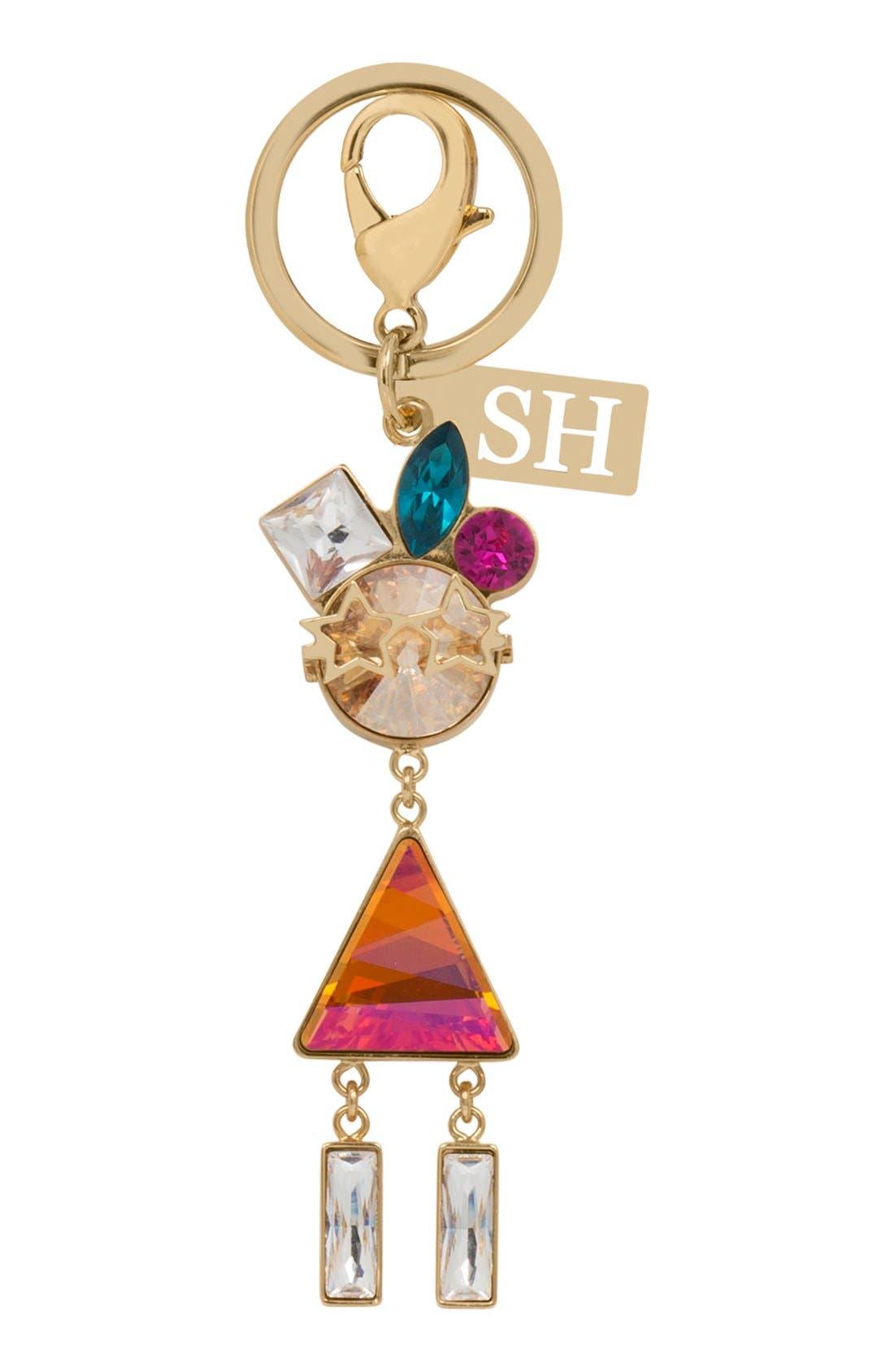 Alternate Image 1 Selected - Sophie Hulme 'Shirley' Bag Charm