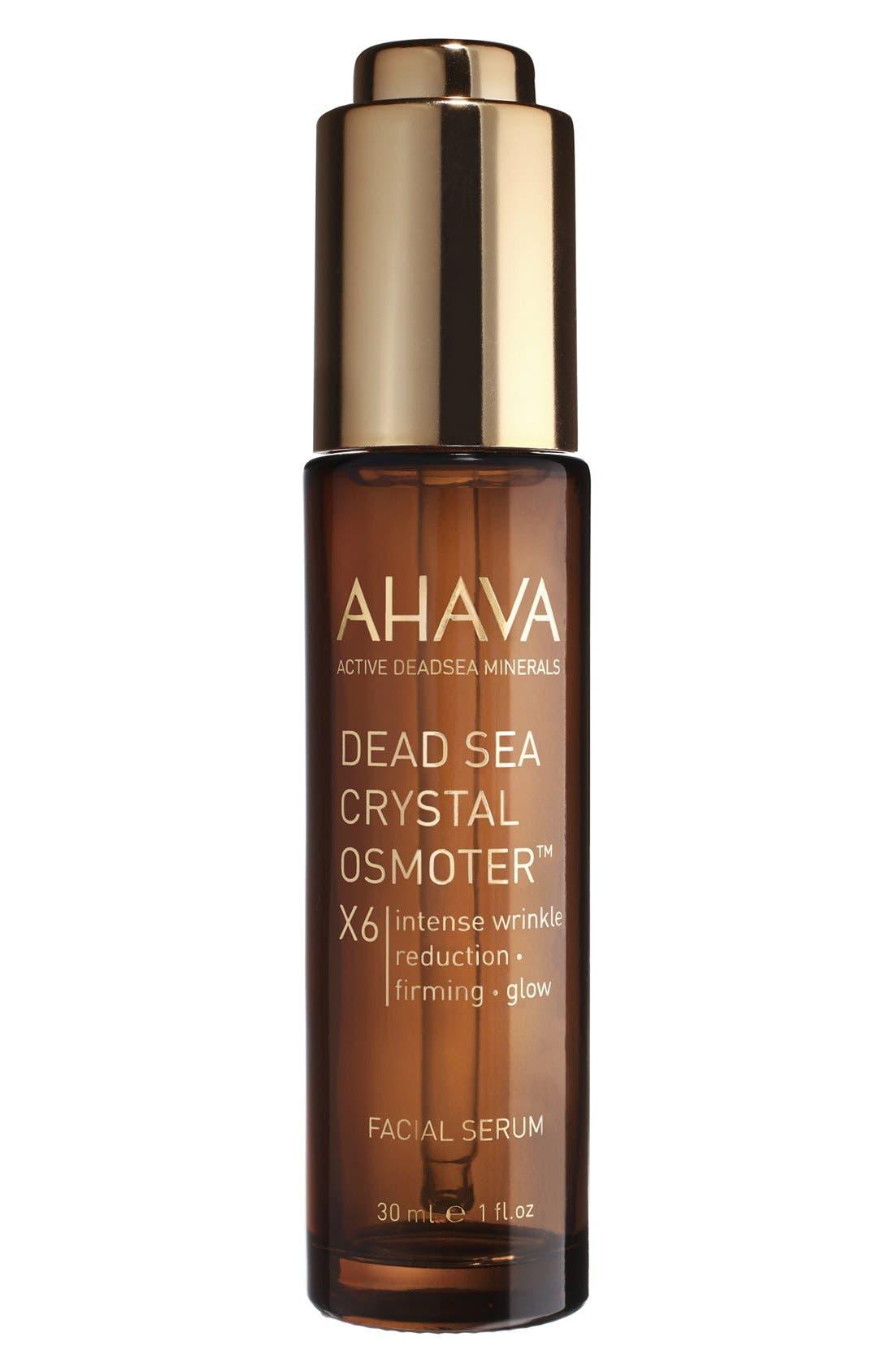 AHAVA 'Dead Sea Crystal Osmoter X6' Facial Serum