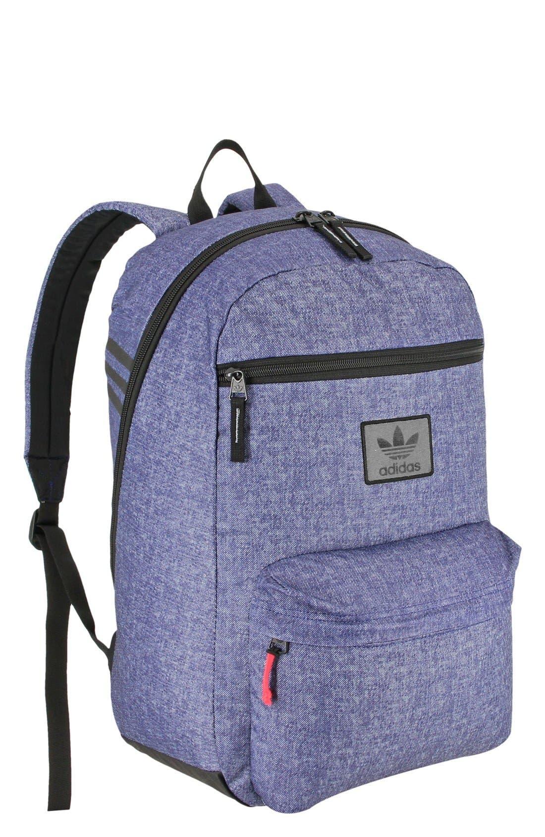 Alternate Image 1 Selected - adidas Originals 'National' Backpack