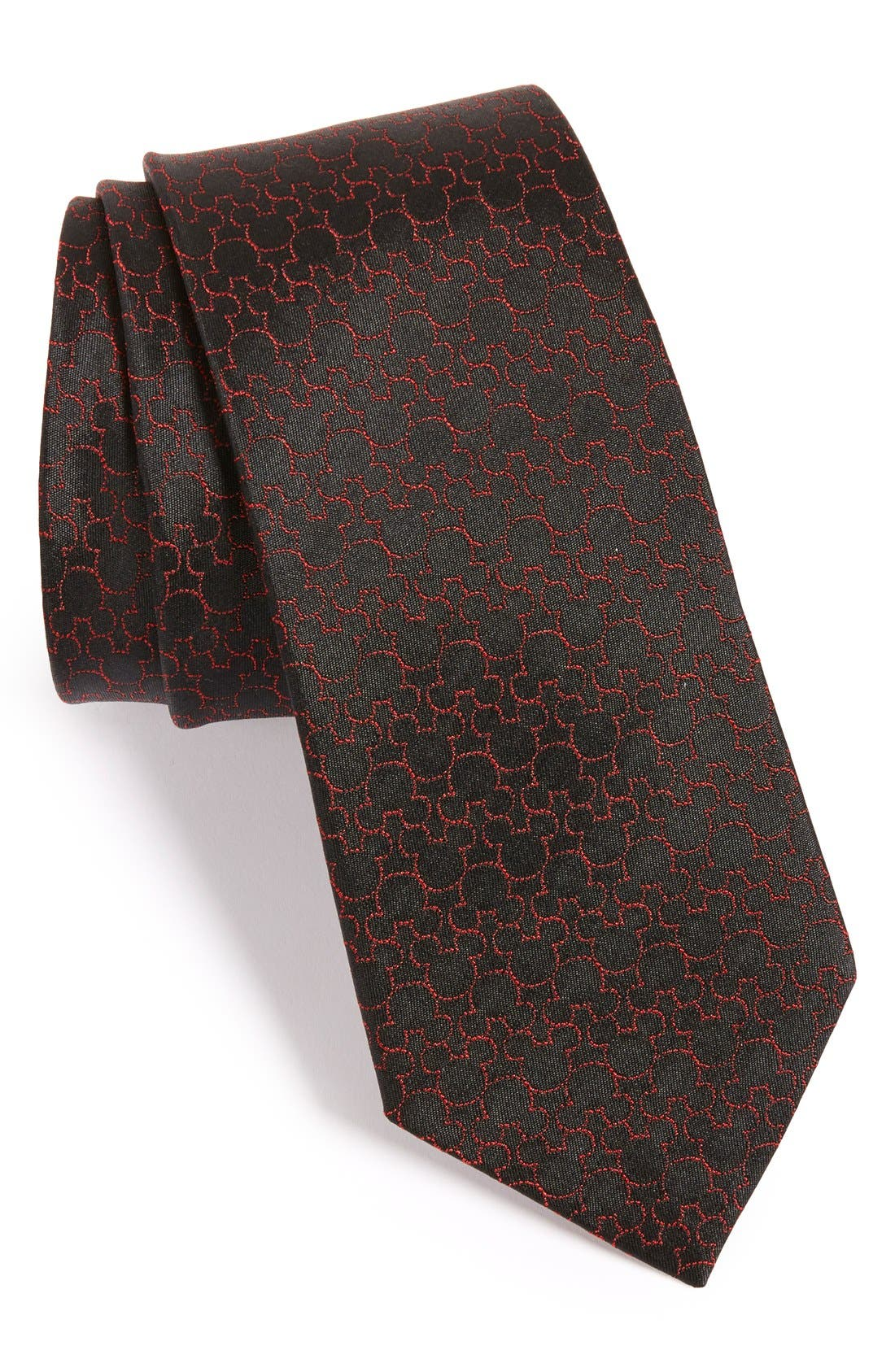 Cufflinks, Inc. 'Disney - Mickey Mouse' Silk Tie