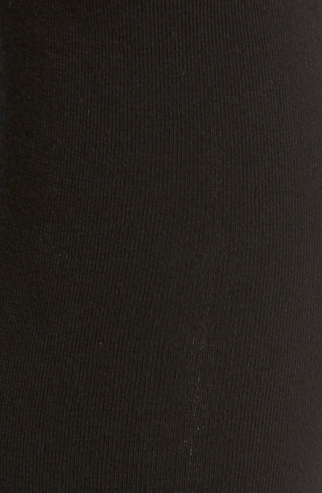 Alternate Image 2  - Calvin Klein 'Retro' Logo Leggings