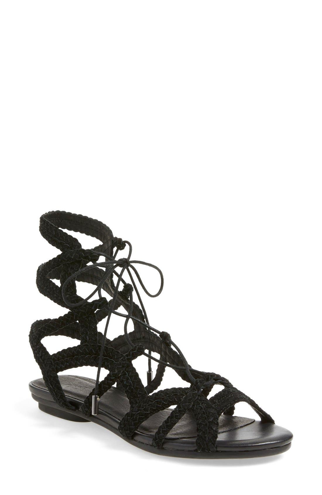 Alternate Image 1 Selected - Joie 'Fynn' Gladiator Sandal (Women)