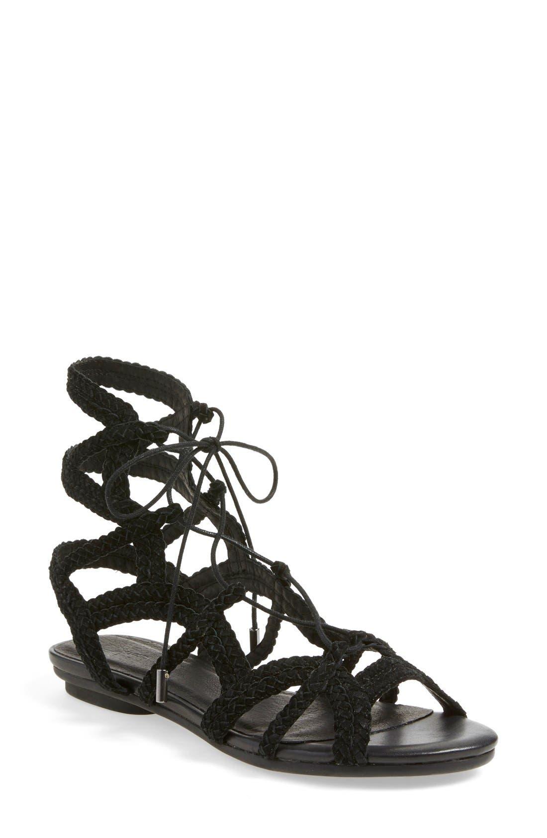 Main Image - Joie 'Fynn' Gladiator Sandal (Women)