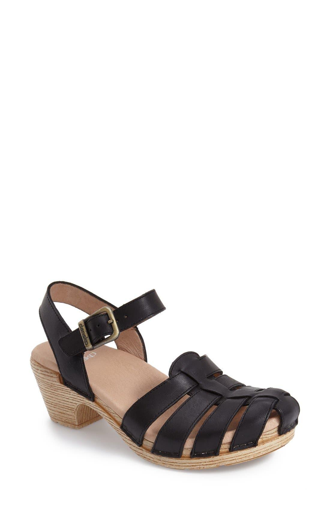 DANSKO 'Milly' Clog Sandal
