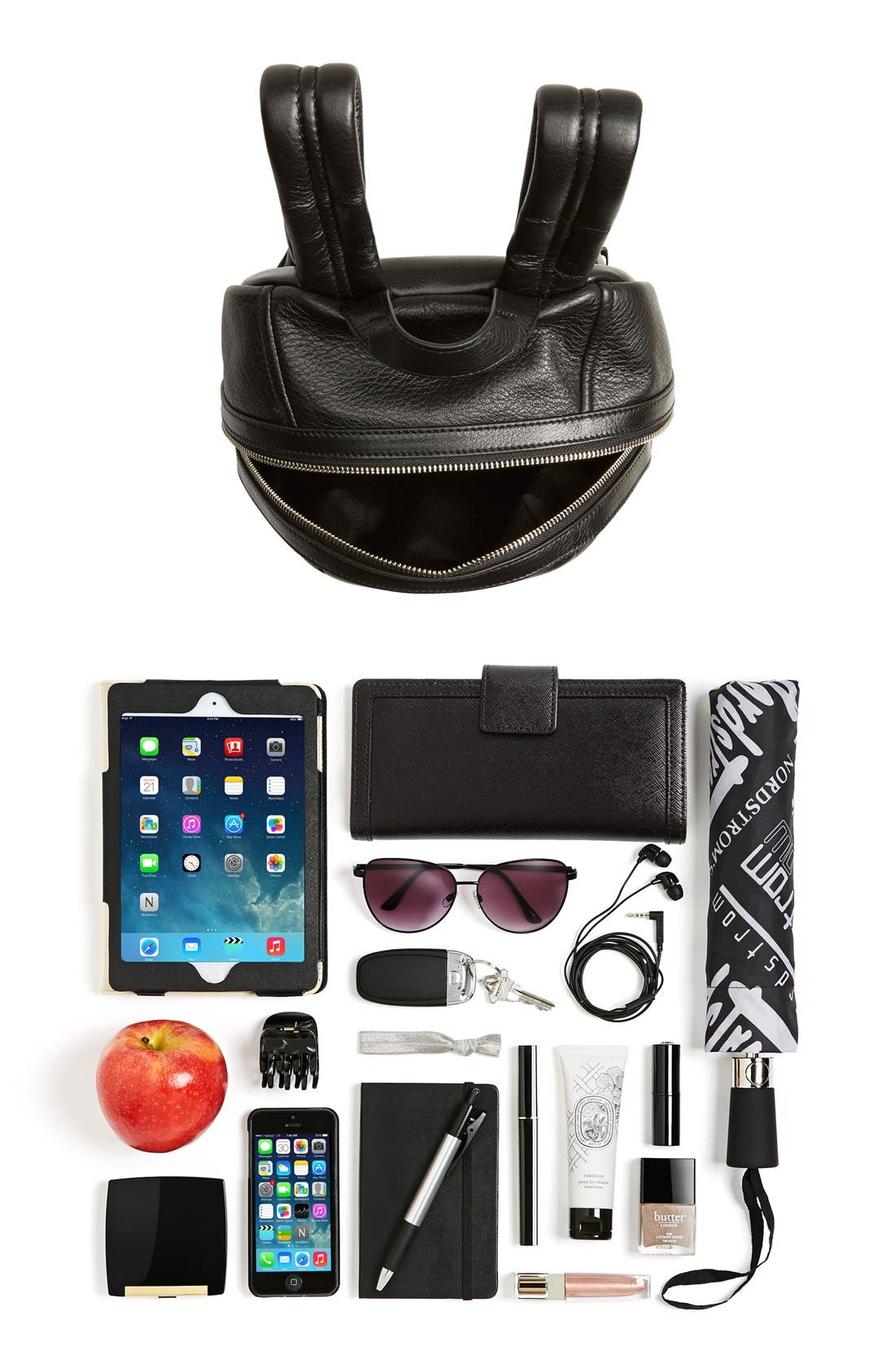 Alternate Image 7  - MARC JACOBS 'Biker' Leather Backpack