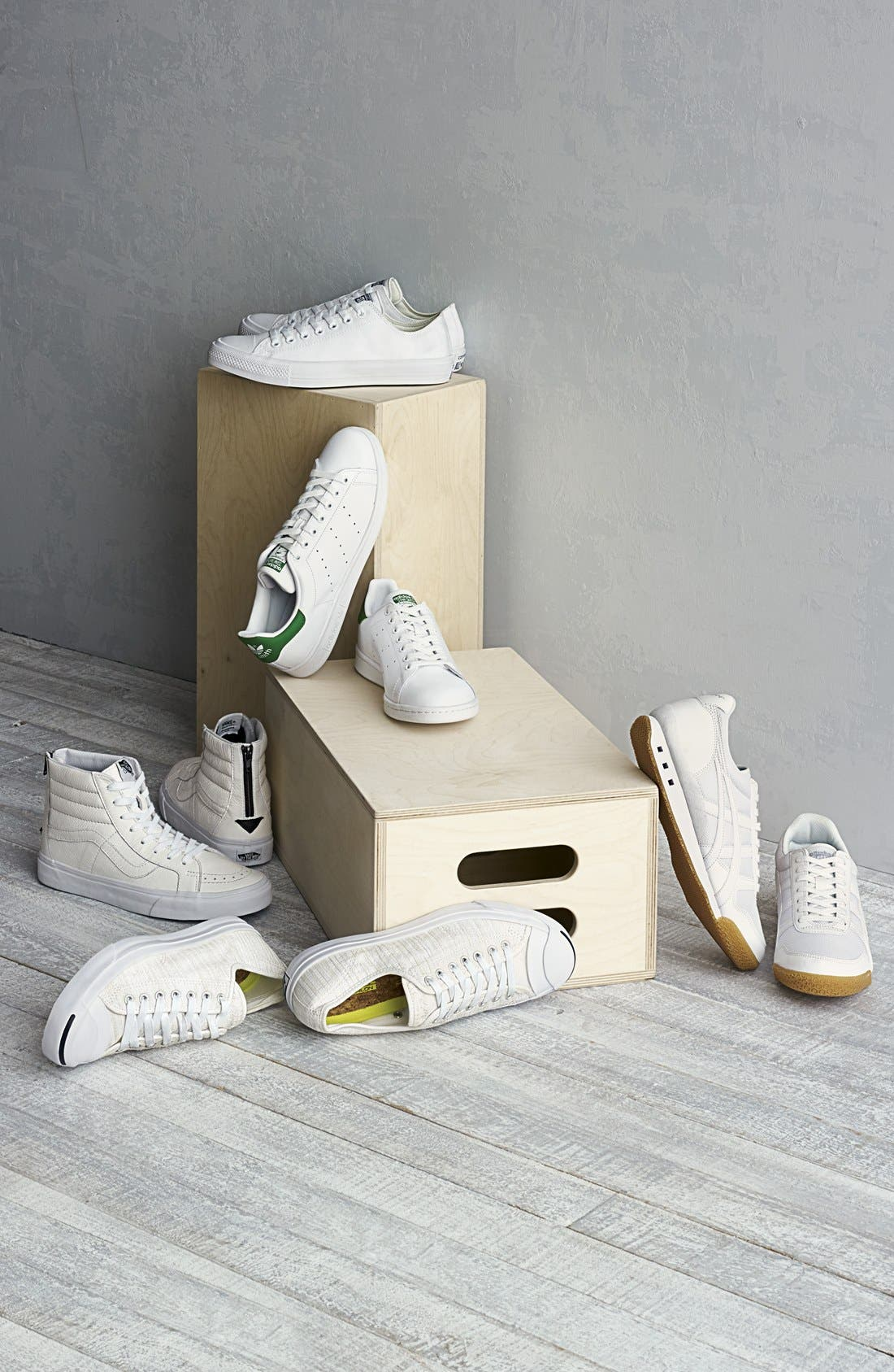 Alternate Image 5  - Converse Chuck Taylor® All Star® II 'Ox' Canvas Sneaker (Men)