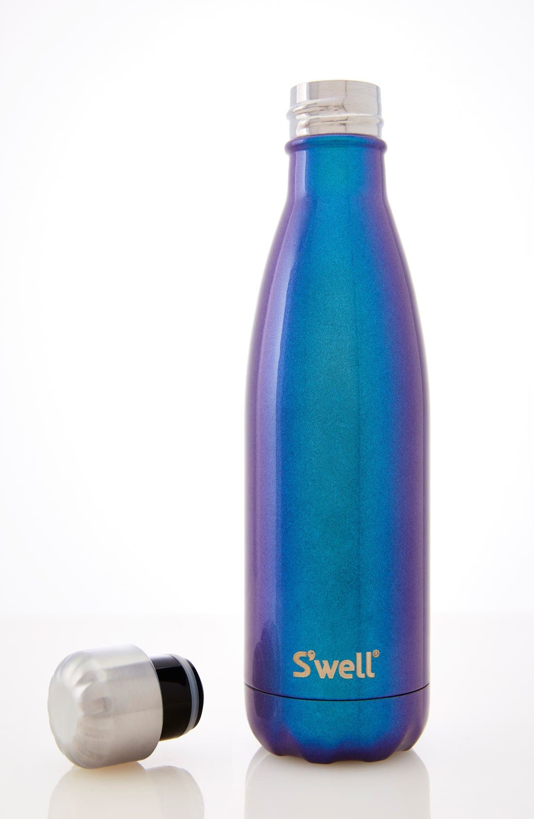 Alternate Image 2  - S'well 'Galaxy Collection - Neptune' Stainless Steel Water Bottle