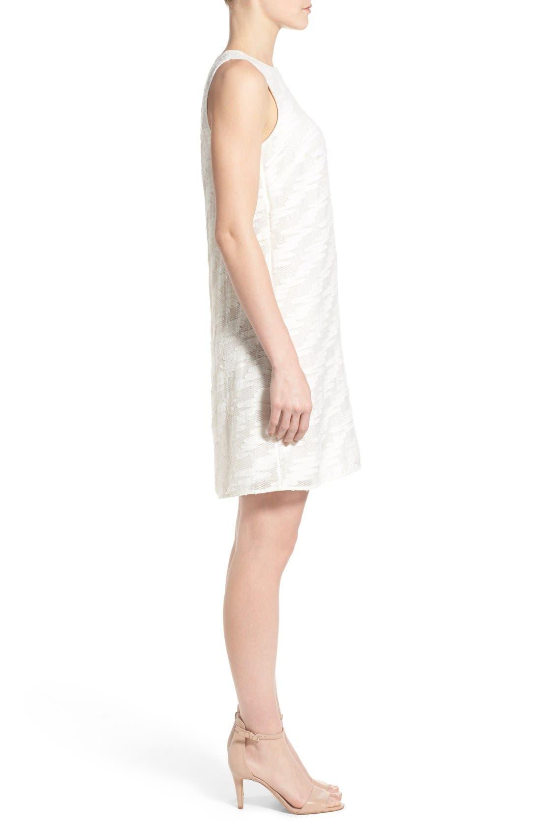 Alternate Image 3  - Halogen® Lace Detail Sheath Dress (Regular & Petite)