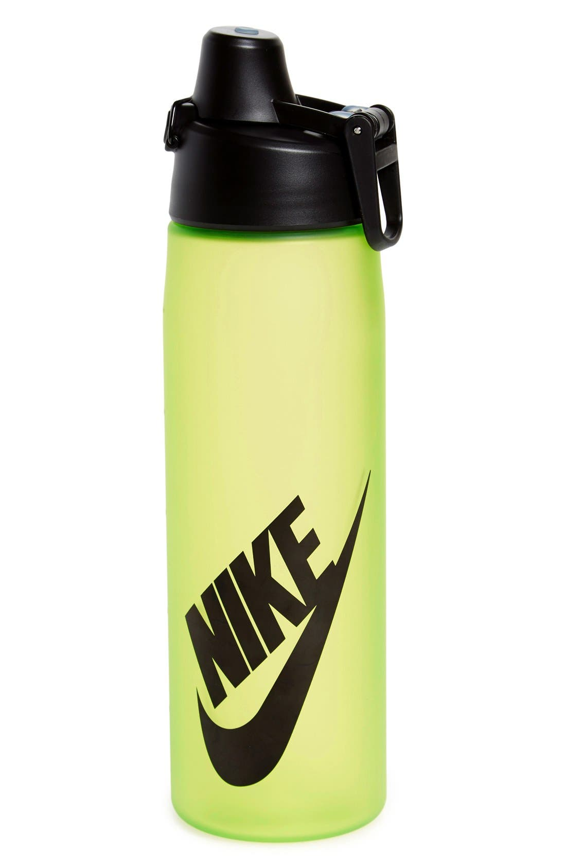 Alternate Image 1 Selected - Nike 'Hydro Flow Futura' Flip Top Water Bottle