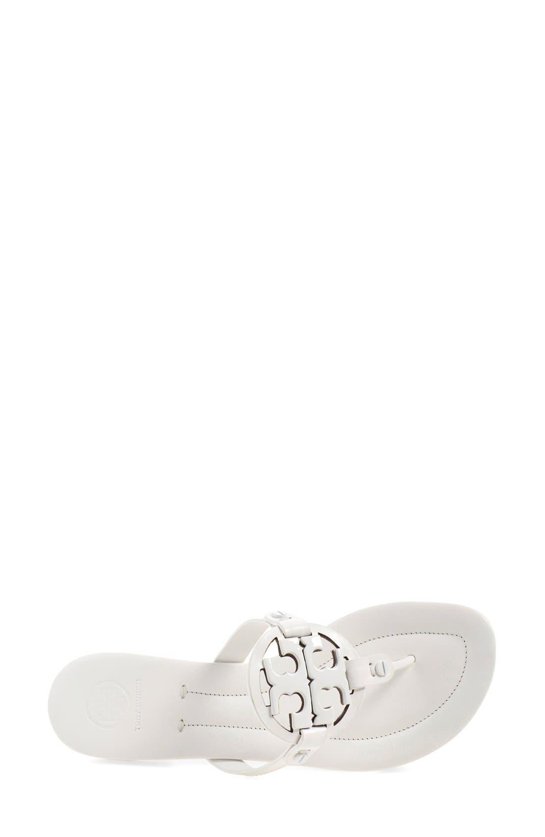 Alternate Image 3  - Tory Burch 'Miller 2' Logo Sandal (Women)