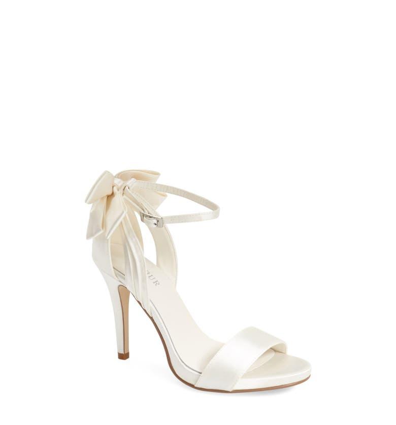 Bridal Shoes At Nordstrom: Menbur 'Ana' Bridal Sandal (Women)