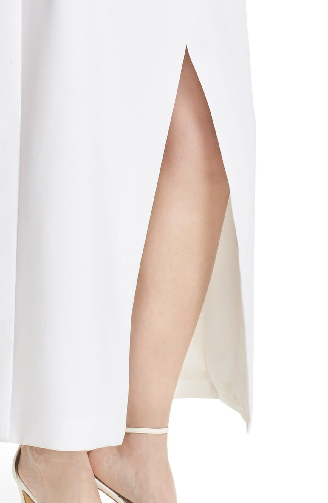Alternate Image 3  - Elliatt 'Statue' Split Front Maxi Skirt
