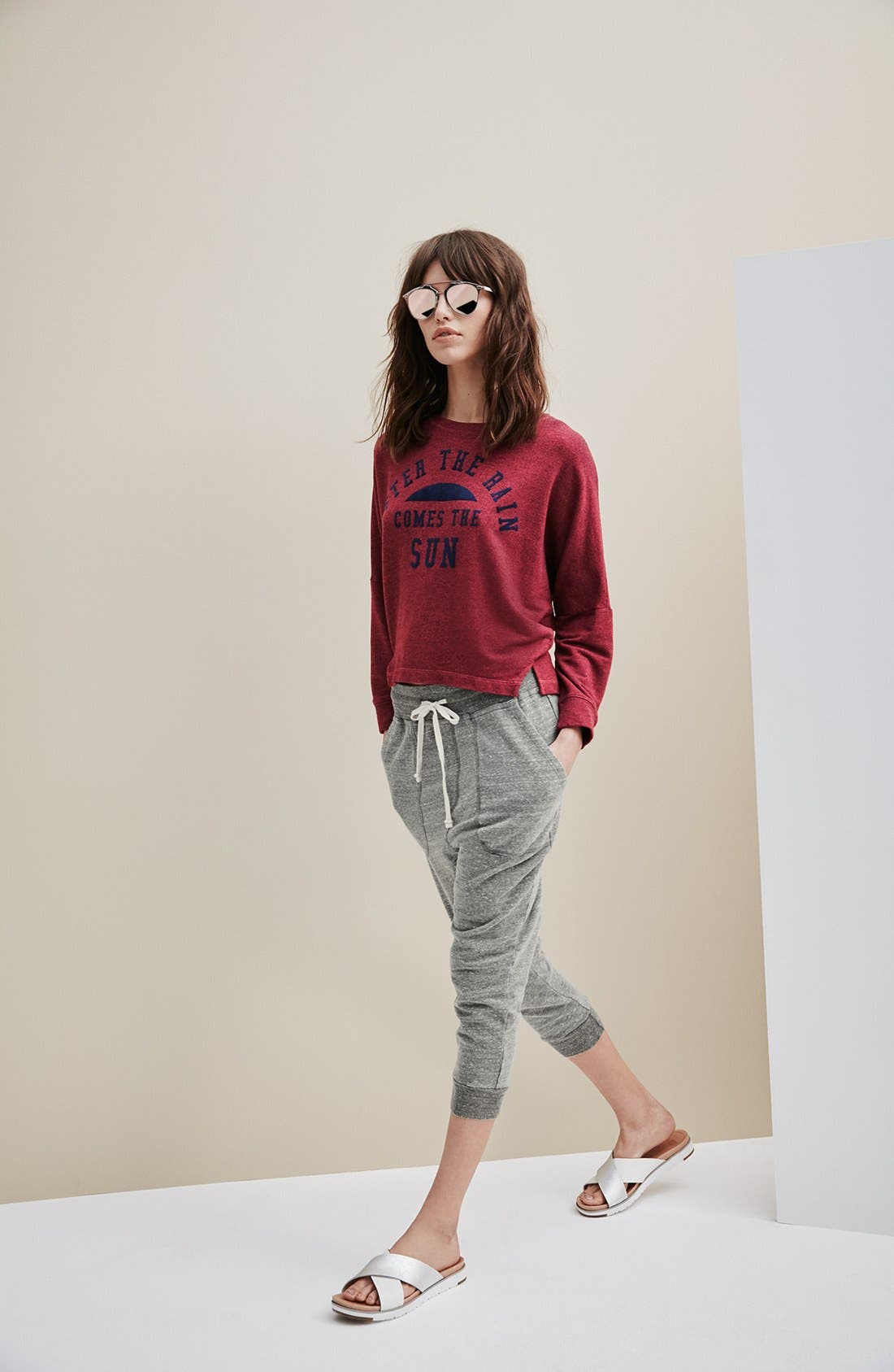 Sundry Pullover & Jogger Pants