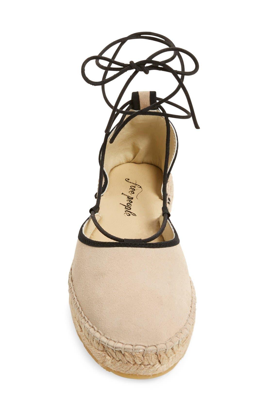 Alternate Image 3  - Free People 'Marina' Espadrille Sandal (Women)