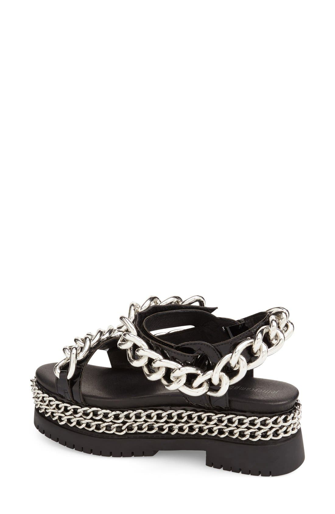 Alternate Image 2  - Jeffrey Campbell 'Mayview' Platform Sandal (Women)