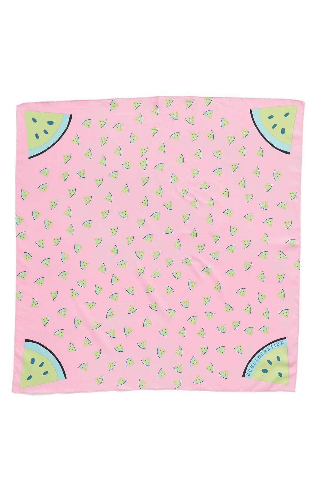 Alternate Image 2  - BCBGeneration 'Watering Melons' Print Scarf