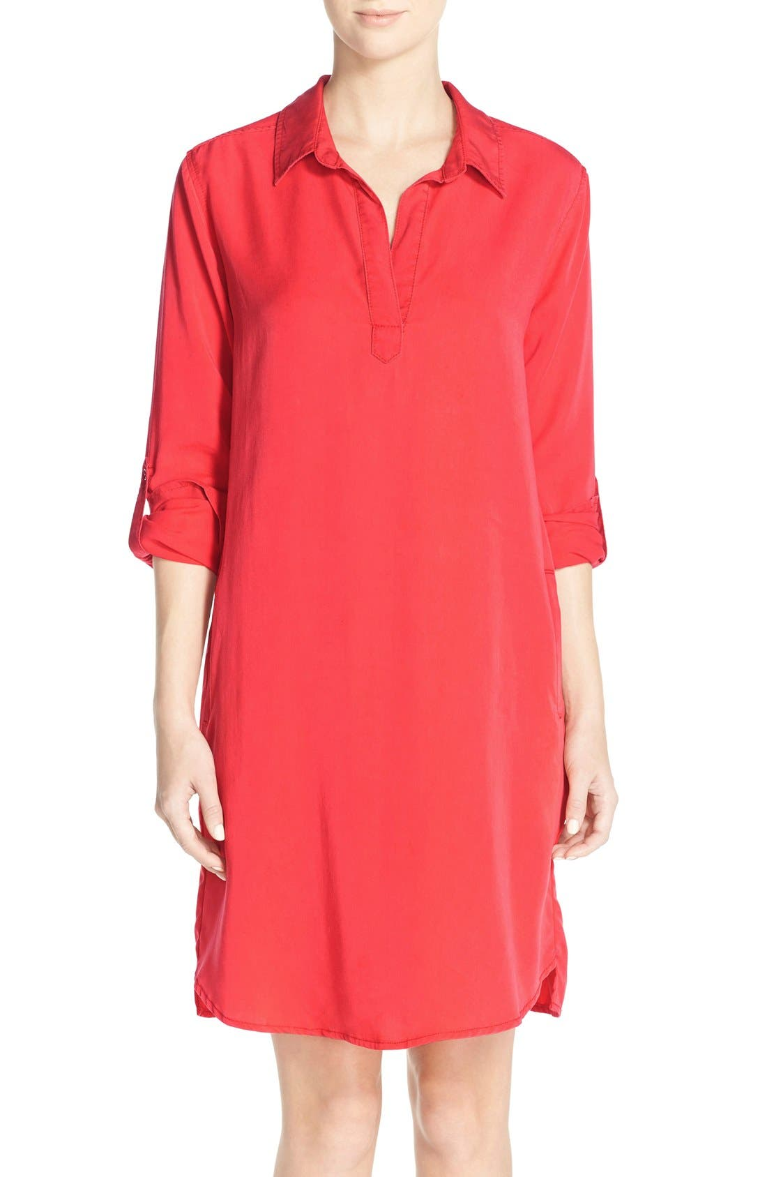 Alternate Image 1 Selected - Kut From The Kloth Shirtdress