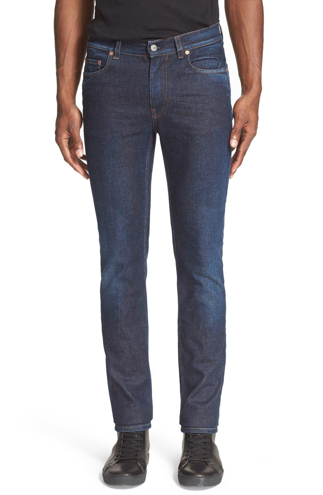 ACNE STUDIOS 'Ace' Slim Straight Leg Jeans