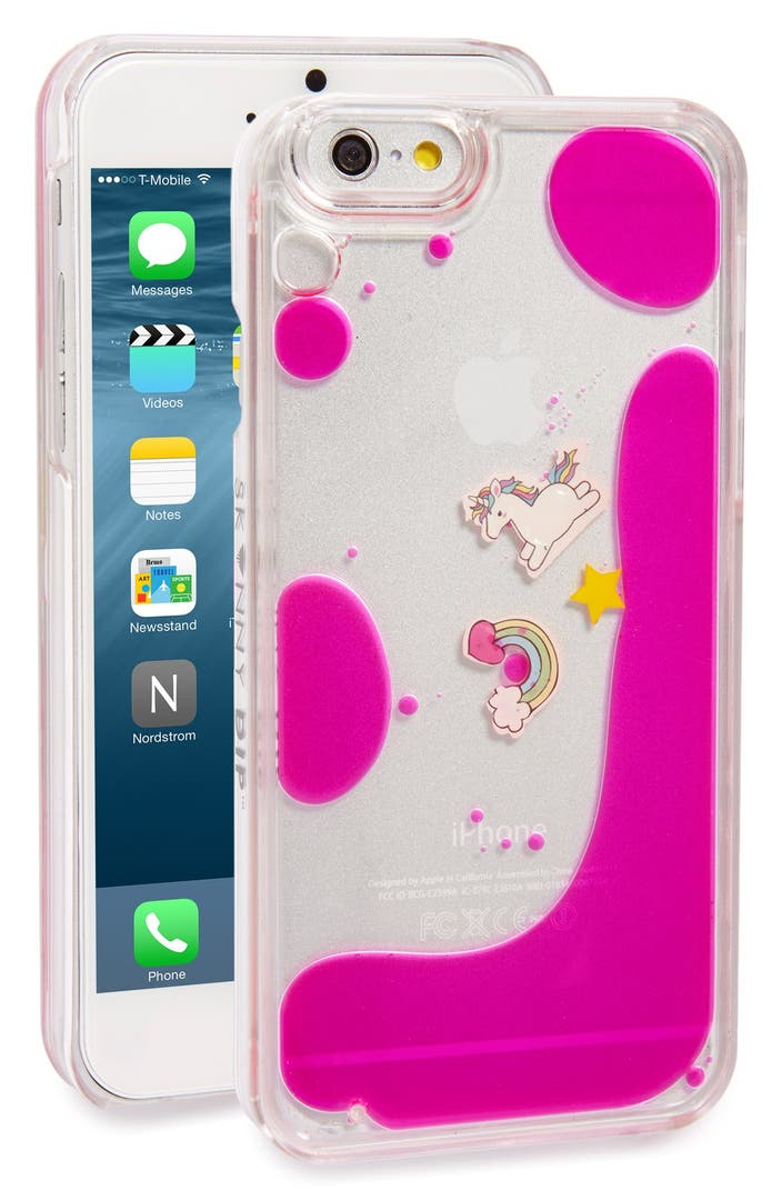 Iphone Case With Charm