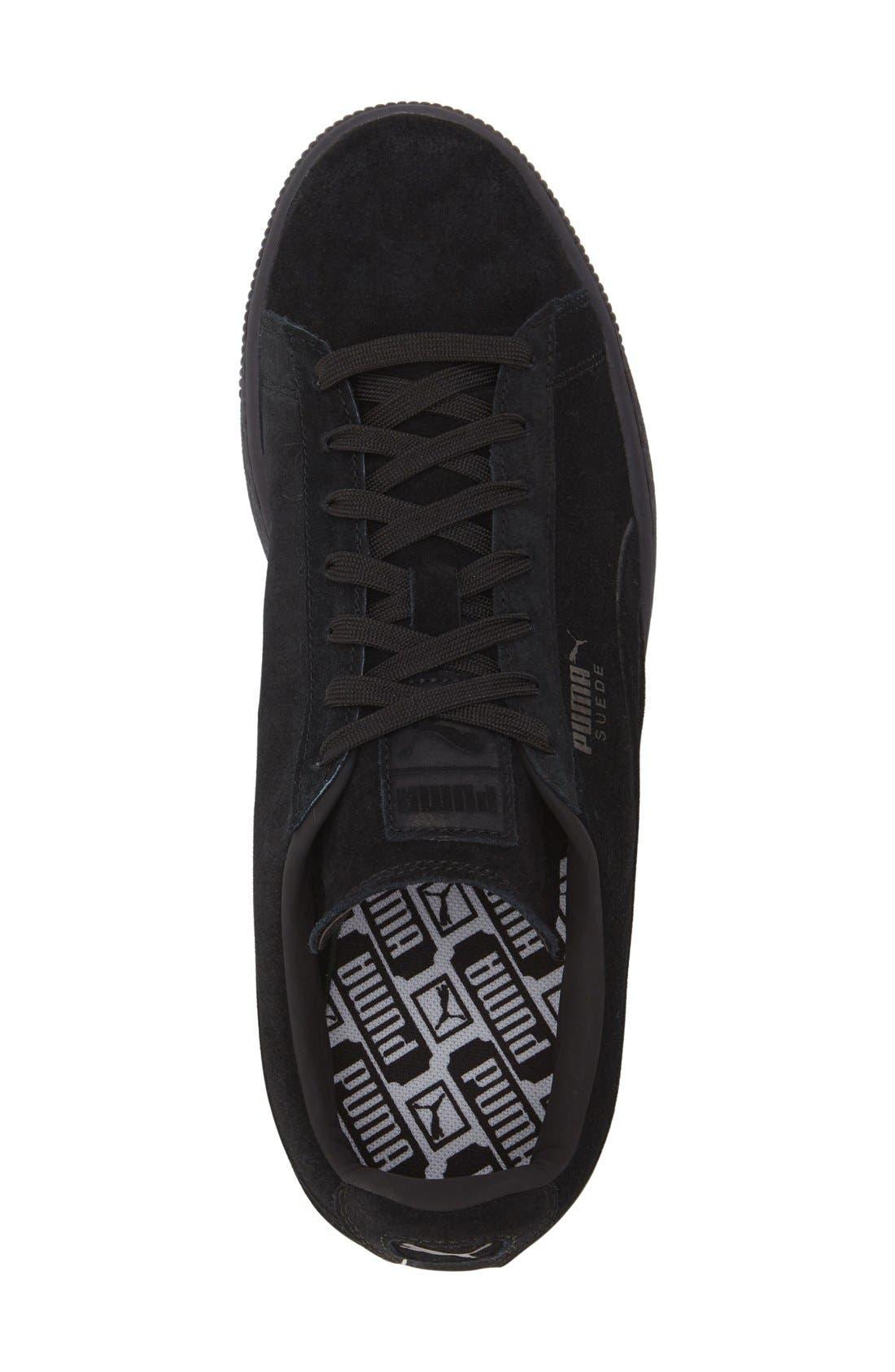 Alternate Image 3  - PUMA 'Suede Iced' Sneaker (Men)