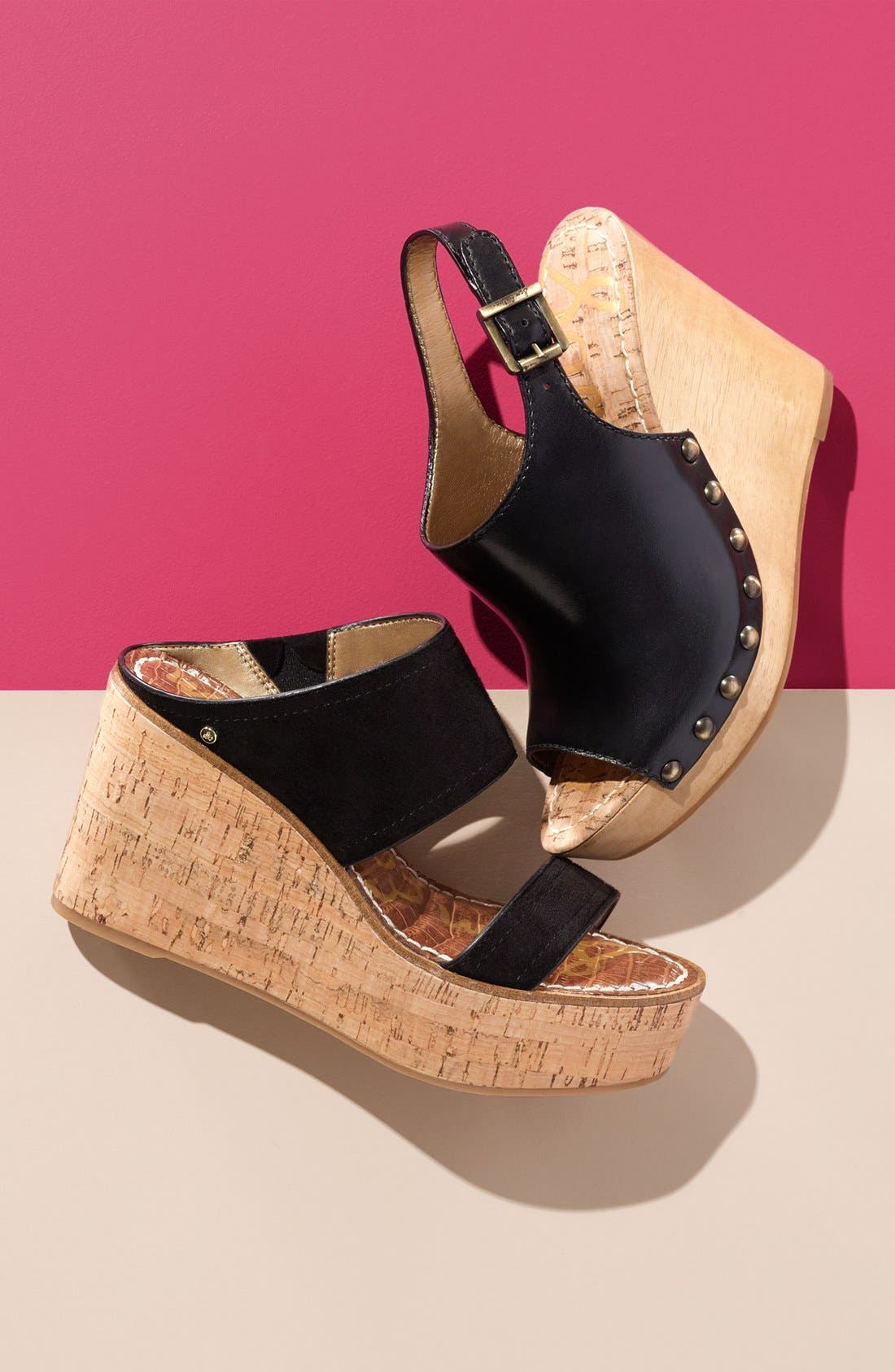Alternate Image 5  - Sam Edelman'Camilla' Wedge Sandal (Women)