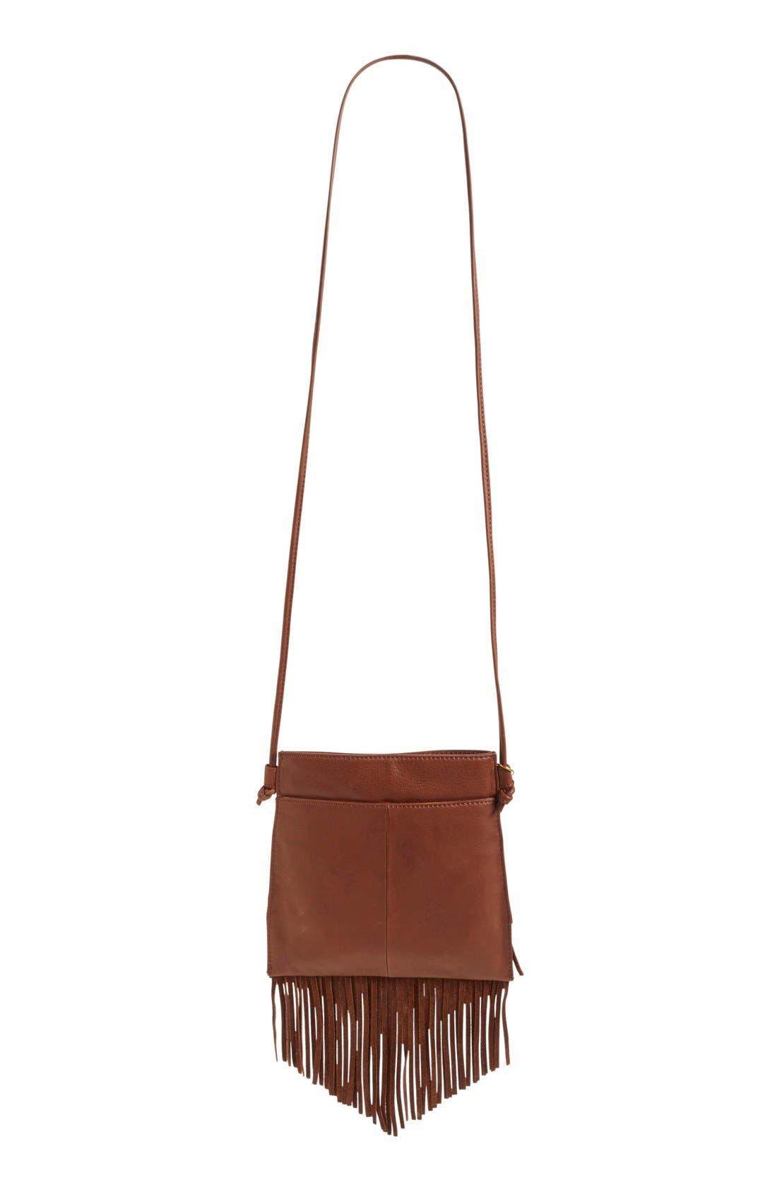 Alternate Image 4  - Hobo 'Meadow' Crossbody Bag