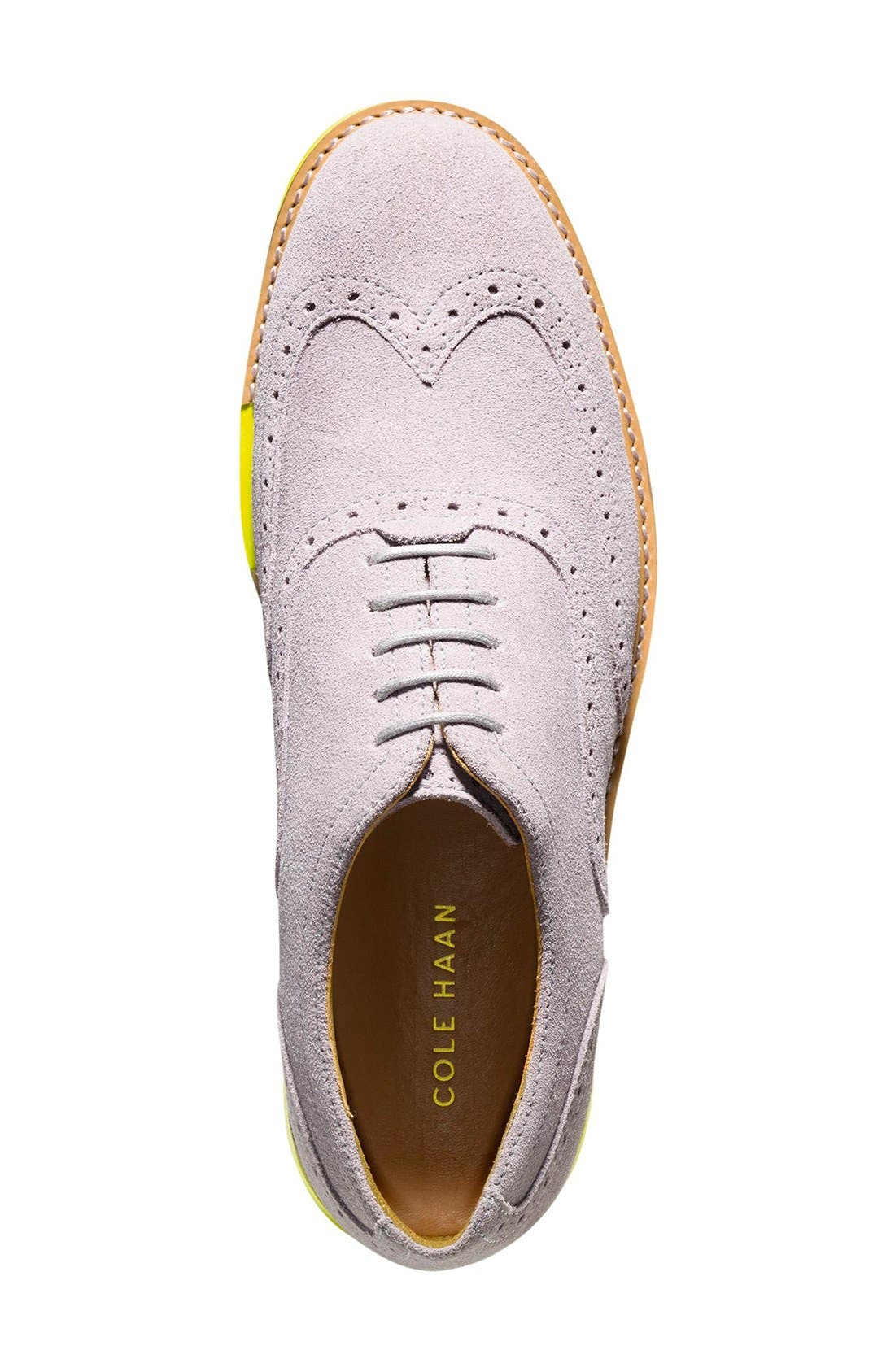 Alternate Image 3  - Cole Haan 'Great Jones' Wingtip   (Men)