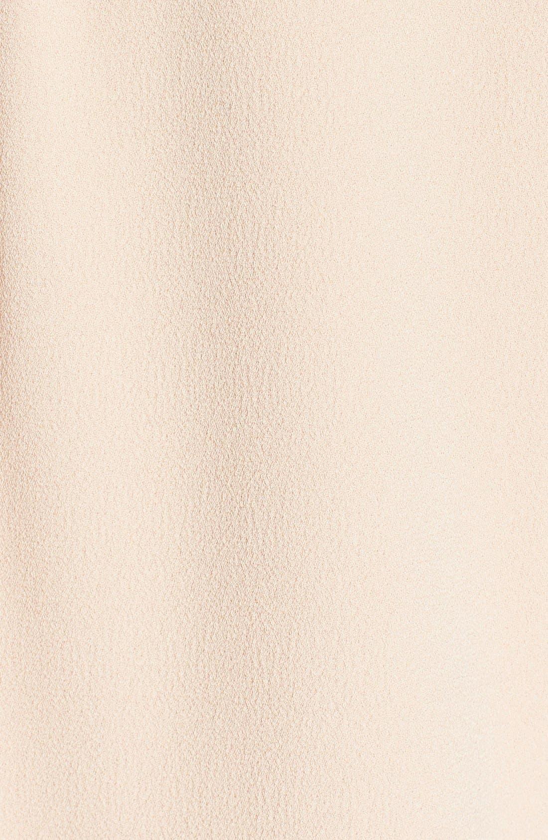 Alternate Image 5  - See by Chloé Tie Neck Crepe Dress