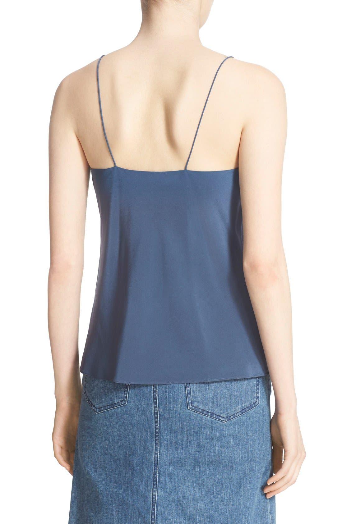 Alternate Image 2  - Tibi 'Kate' Bias Cut Silk Camisole