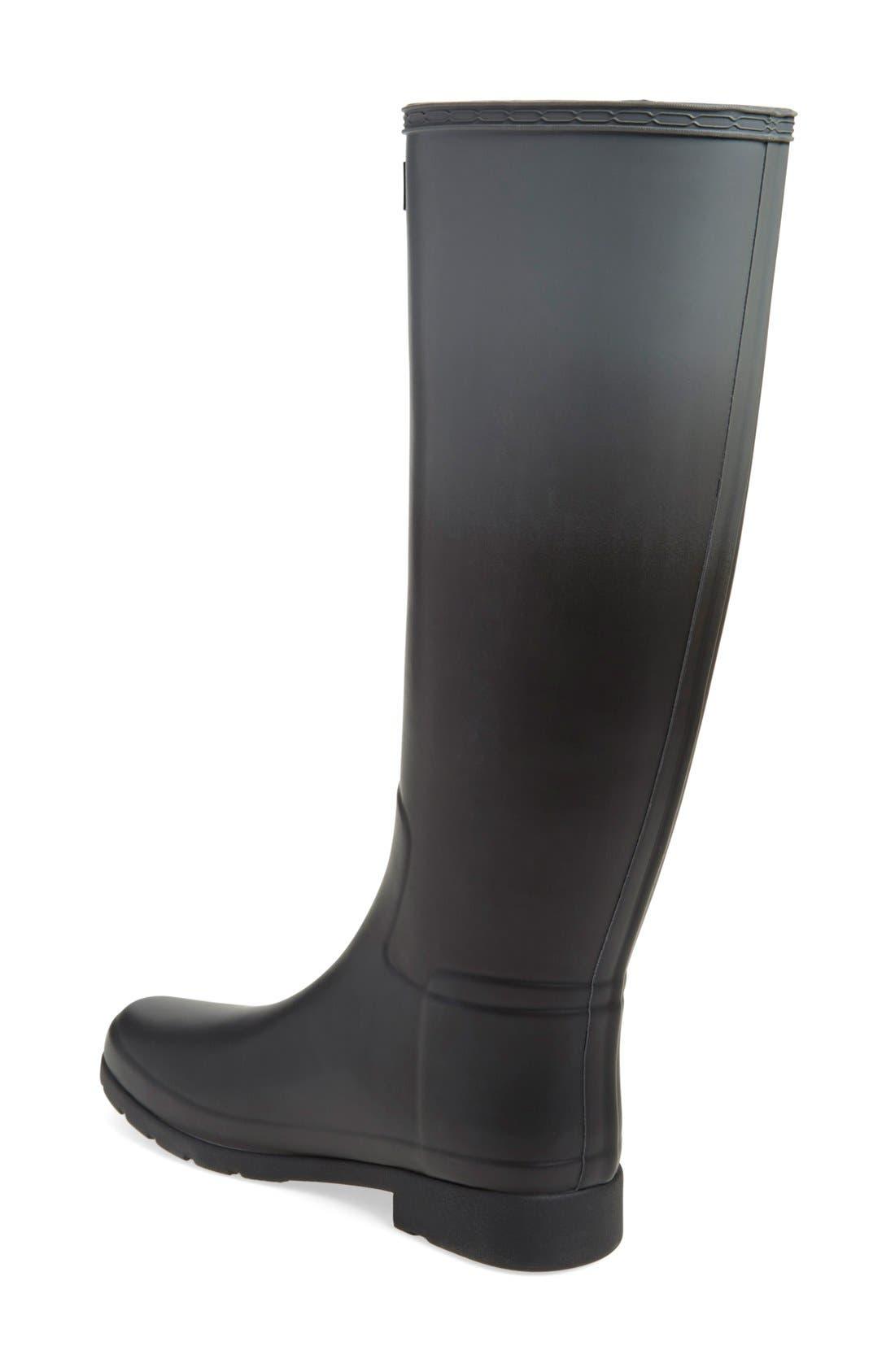 Alternate Image 2  - Hunter 'Original Tall - Haze' Rain Boot (Women)