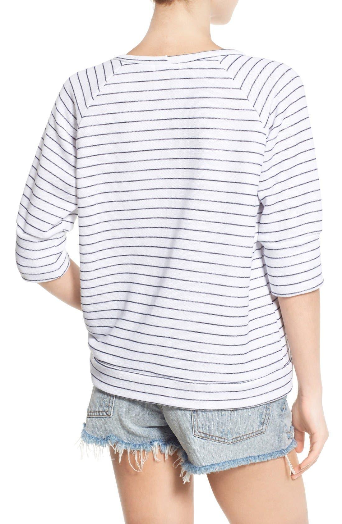 Alternate Image 2  - LNA 'Hacienda' Sweatshirt