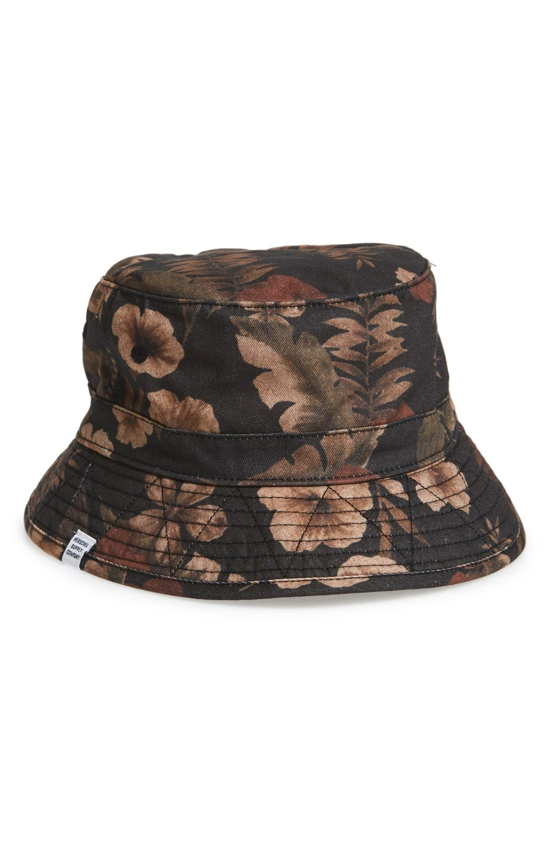 Alternate Image 1 Selected - Herschel Supply Co. 'Creek' Bucket Hat