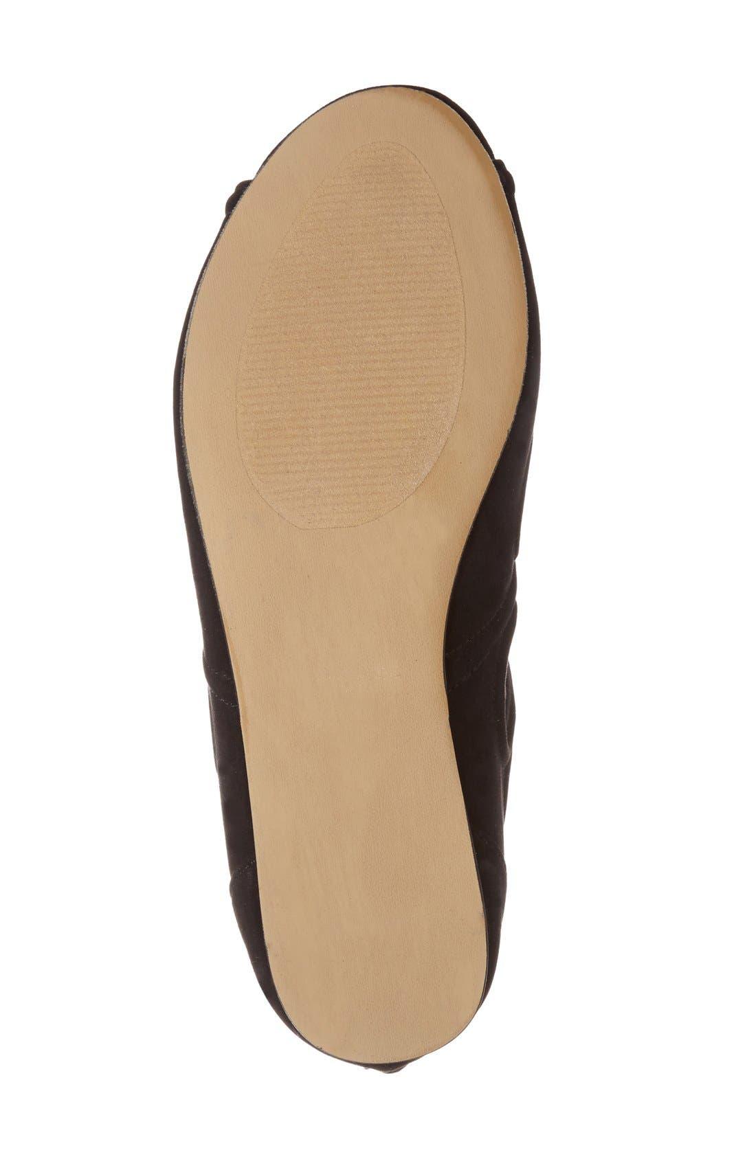 Alternate Image 4  - Sole Society 'Makena' Ghillie Sandal (Women)