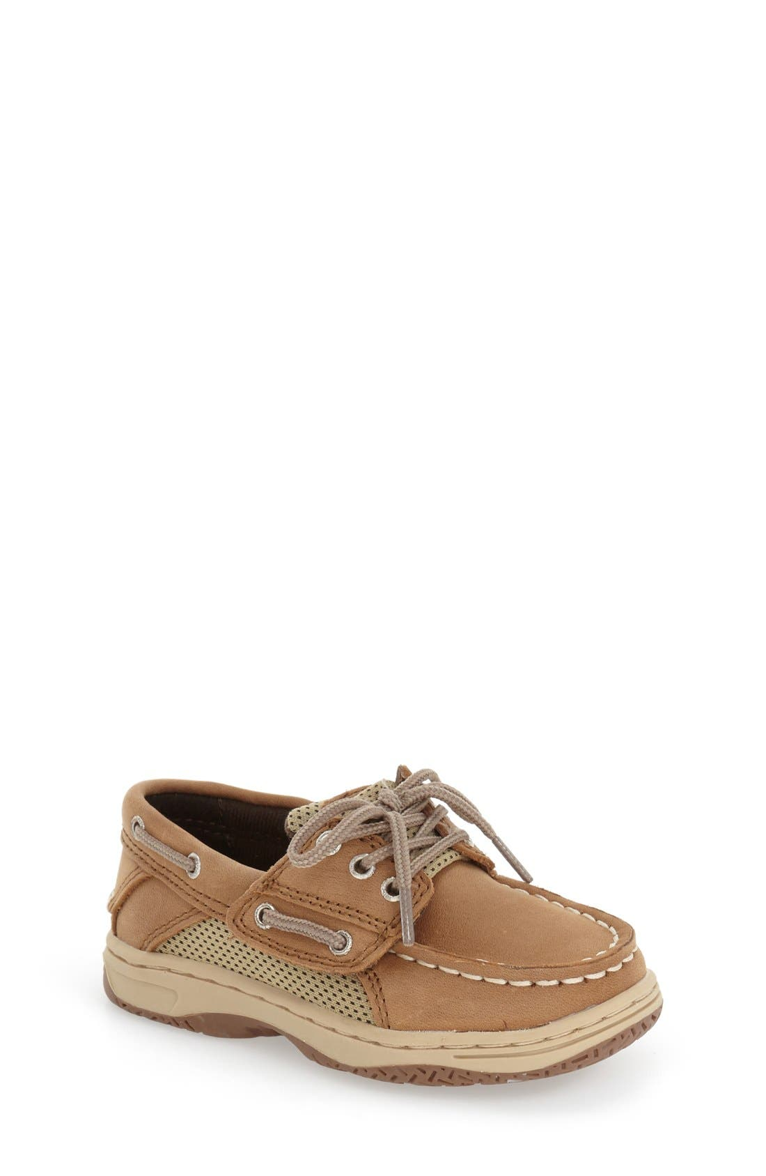Sperry Kids 'Billfish' Boat Shoe (Walker & Toddler)