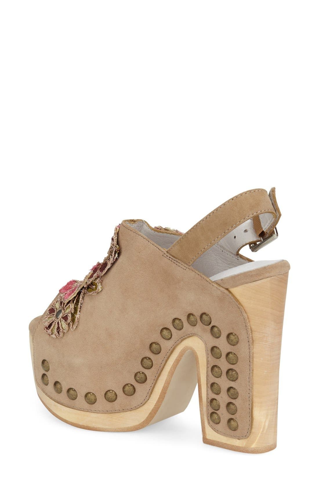 Alternate Image 2  - Jeffrey Campbell 'Vuelta' Platform Sandal (Women)