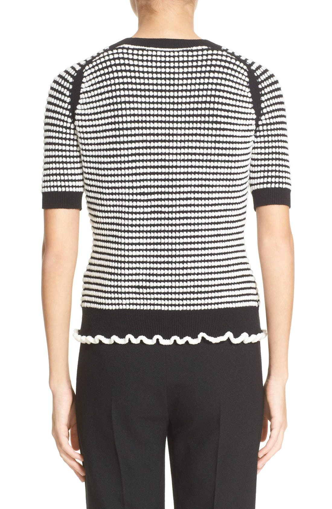 Alternate Image 3  - 3.1 Phillip Lim Knit Ruffle Hem Sweater