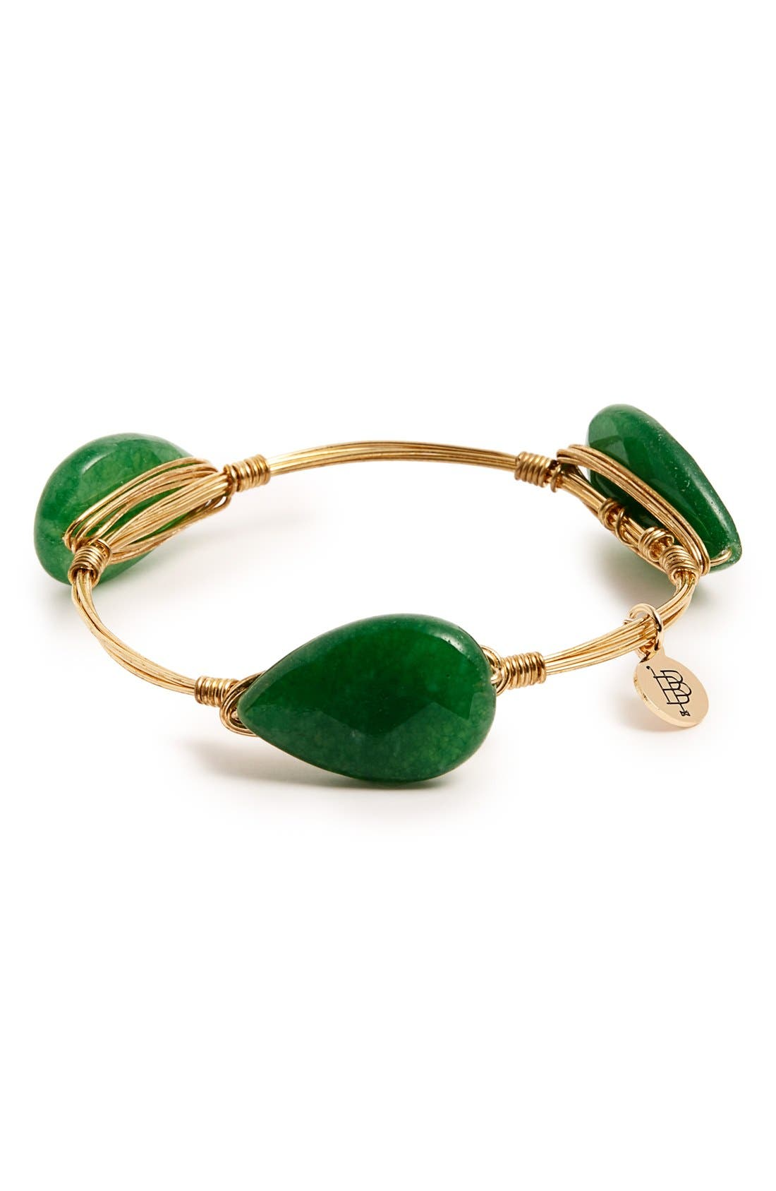 Alternate Image 2  - Bourbon and Boweties Stone Bangle