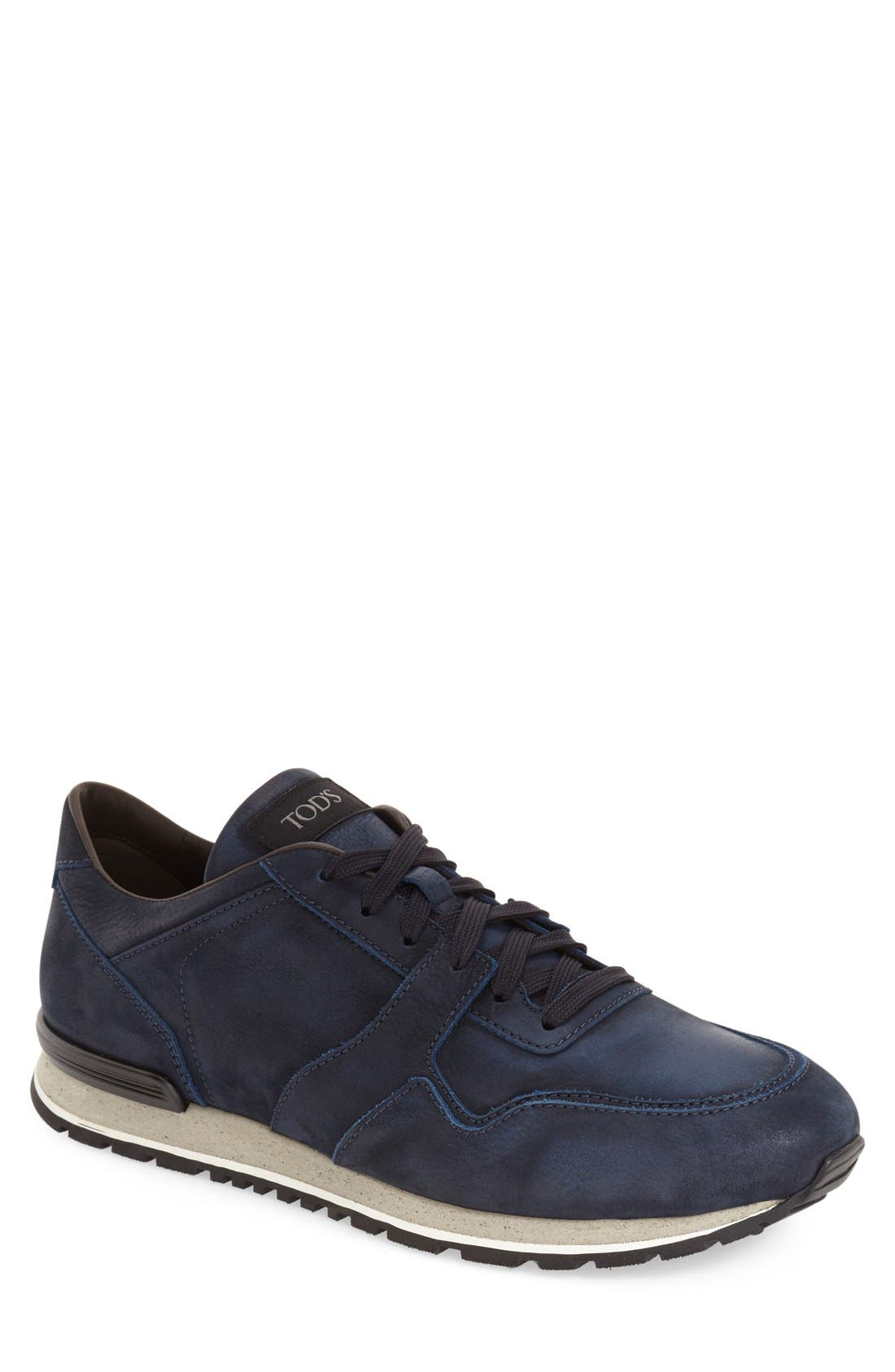 Tod's Lace-Up Training Sneaker (Men)