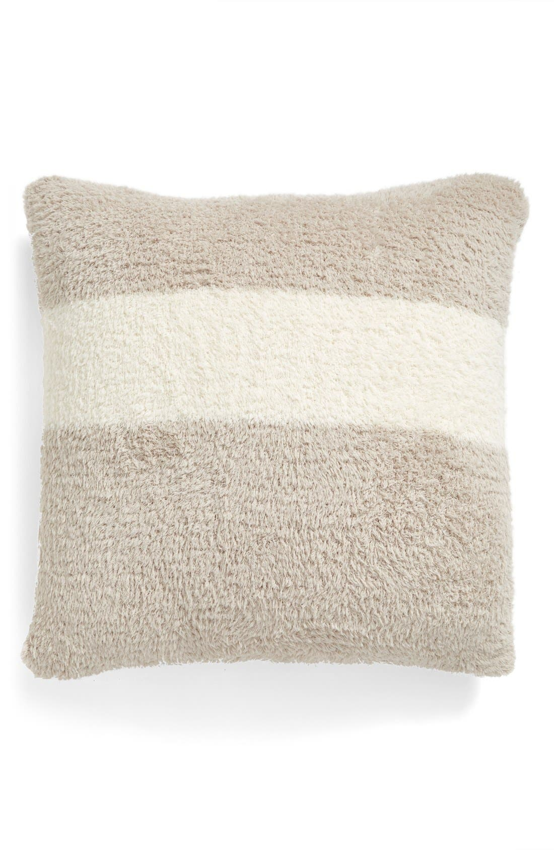 Alternate Image 1 Selected - Barefoot Dreams® CozyChic® Stripe Pillow