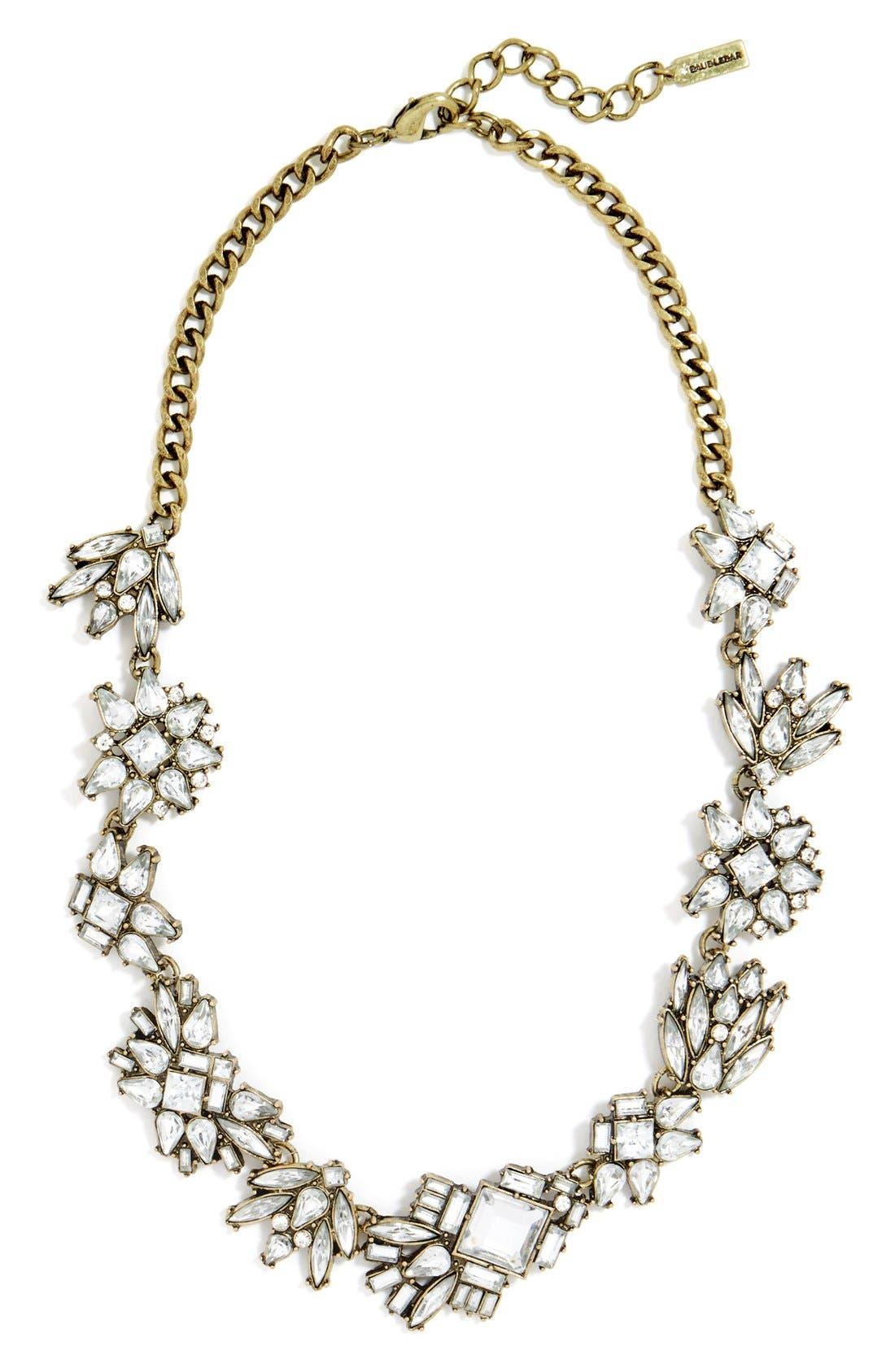 Alternate Image 1 Selected - BaubleBar 'Helsinki' Crystal Collar Necklace