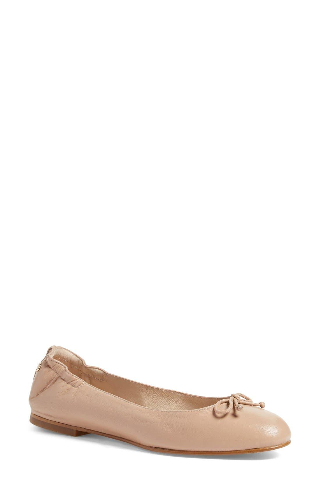 L.K. Bennett 'Thea' Ballet Flat (Women)