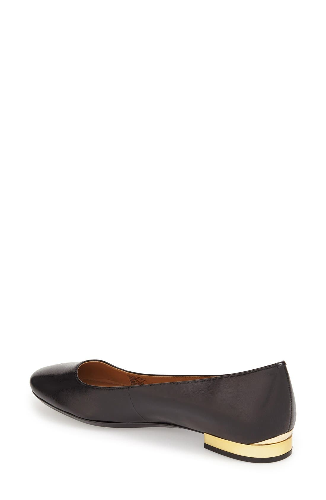 Alternate Image 2  - Calvin Klein 'Felice' Flat (Women)